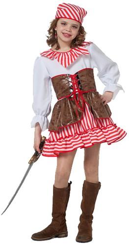 Piratenmeisje Evil
