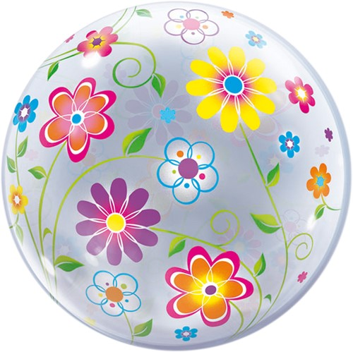 Bubble Floral Patterns
