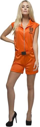 Fever Jumpsuit Amerikaanse Gevangene voor dames