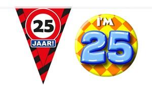 Decoratie & Versiering 25 jaar