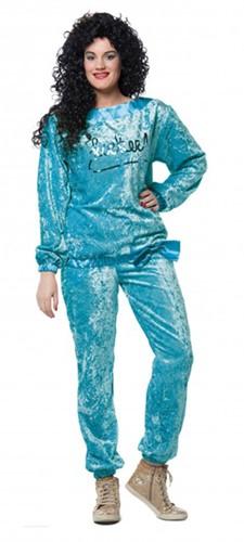 Huispak Luxe Turquoise