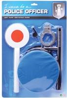 Politie Speelset 5dlg (verpakking)