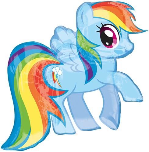 Supershape Folieballon My Little Pony (71x68cm)