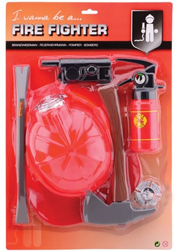 Brandweer Speelset (verpakking)