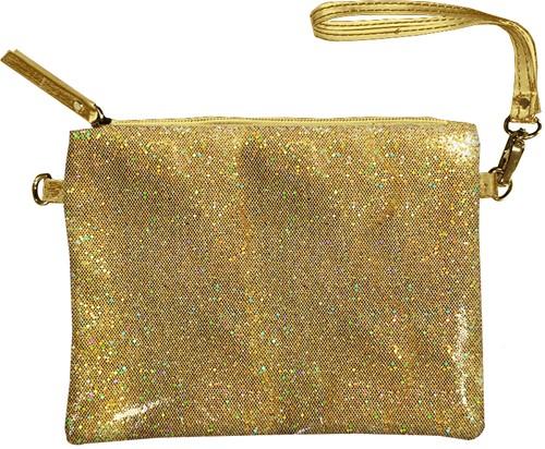 Tasje Glitter & Glamour Goud