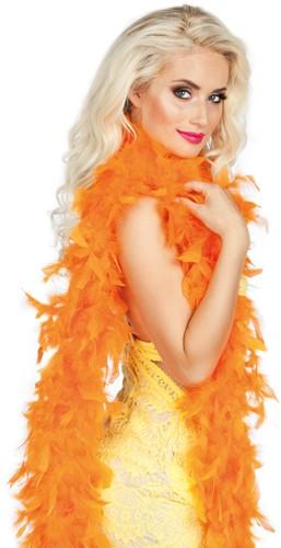 Boa 50gr Oranje (1,80m) Luxe -2