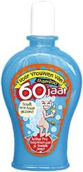 Shampoo 60 Jaar Vrouw!