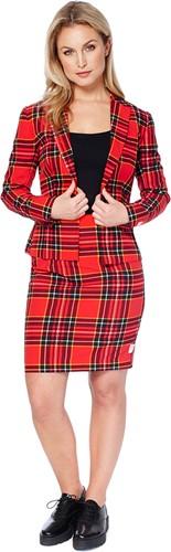 Dameskostuum OppoSuits Lumberjackie