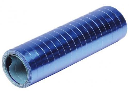 Serpentine Metallic Blauw