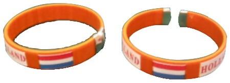 Oranje Armbandje Holland