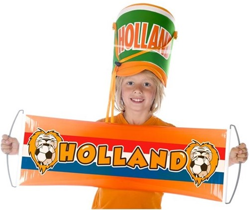 Uitrolbanner Holland