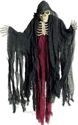 Hangdeco Zwarte Demoon 85cm