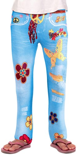 Flower Power Legging Kind