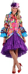 Carnavalsjas Revive Luxe voor dames