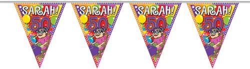 Vlaggenlijn Sarah Explosion 10mtr.