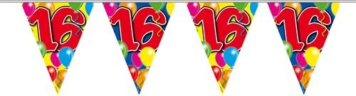 Vlaggenlijn 16 jaar 10mtr