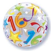 Bubble Ballon 16 Stars
