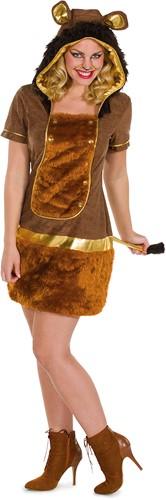 Dameskostuum Sexy Leeuwtje Luxe