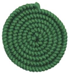 Wolcrepe 1mtr Donkergroen