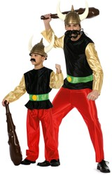 Kinderkostuum Gallier Asterix