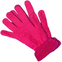 Handschoenen Neon Pink