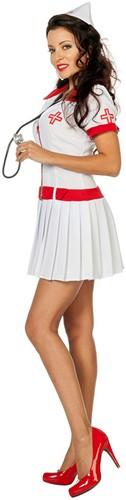 Dameskostuum Sexy Verpleegster -2