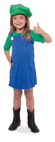 Jurkje Luigi voor meisjes