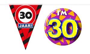 Decoratie & Versiering 30 jaar