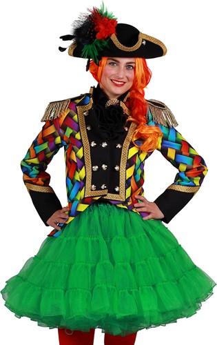 Carnavalsjas Happy Weave voor dames
