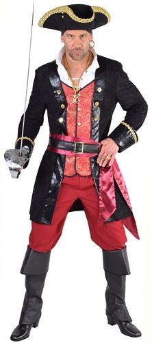 Piratenkostuum James Luxe voor heren