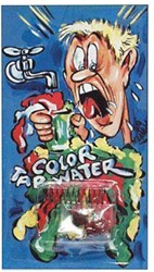Fopartikel Gekleurd Kraanwater