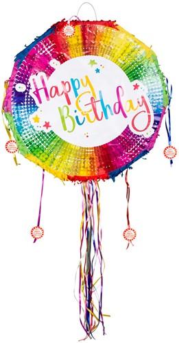 Trek Pinata Happy Birthday (44x44cm)