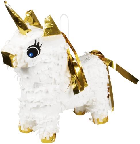 Pinata Unicorn - Eenhoorn Mini (21x17cm)