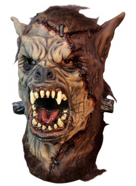 Halloween Masker.Halloween Masker Frankn Wolf Latex Luxe