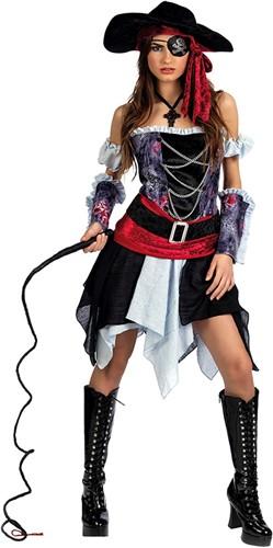 Dames Piratenkostuum Corsaria