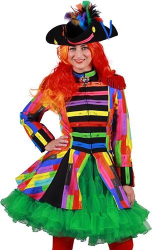 Carnavalsjas Zipp-it voor dames