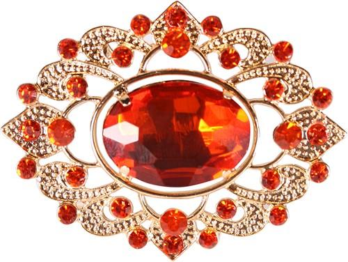 Baretspeld Goud-Rood Luxe