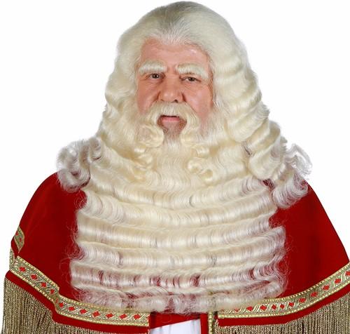 Sinterklaas Baardstel Professioneel (yak)