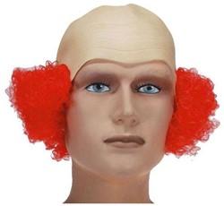 Kaalkop Clownspruik
