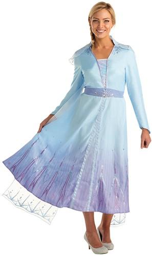 Dames Jurk Elsa - Frozen 2