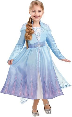 Frozen 2 - Prinsessenjurk Elsa Deluxe