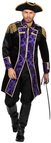 Herenjas Purple Pirate Luxe