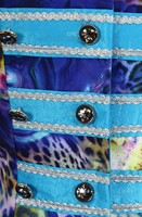 Dames Blazer Blue Panther Luxe (detail 2)