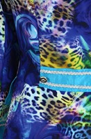 Dames Blazer Blue Panther Luxe (detail 3)