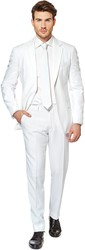 Herenkostuum OppoSuits White Knight