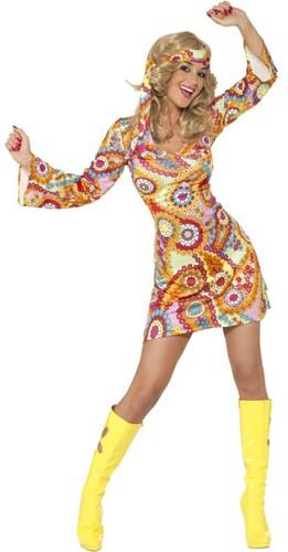 Hippie Jurkje Clementine voor dames