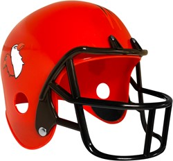 American Football Helm Rood Eagles