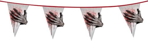 Vlaggenlijn Horror Night 6m