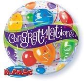 Bubble Congratulation