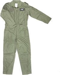 Piloten Overall Luxe